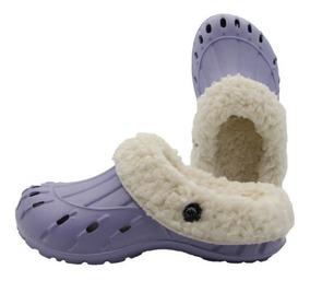 Sandália Caliga Com Lã