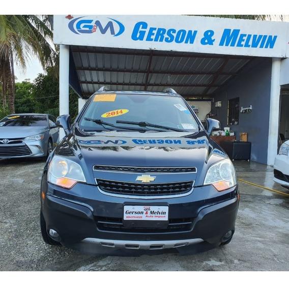 Chevrolet Captiva Versión Americana