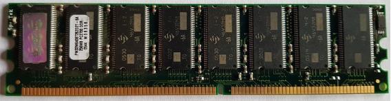 Memoria Ddr 512 Mb Pc2700 333 Mhz - Usada- En Villa Devoto