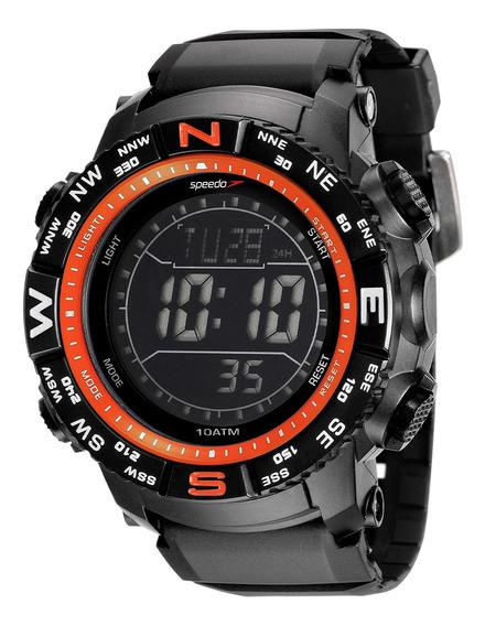 Relógio Speedo Masculino Digital Ref.: 81137g0evnp7