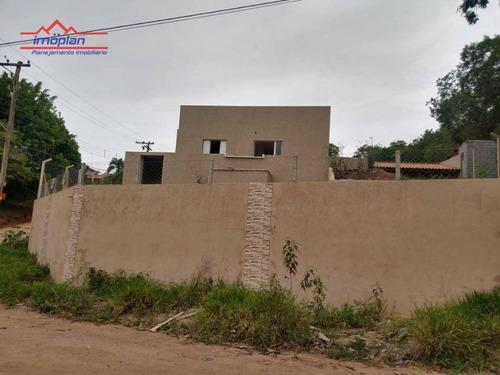 Chácara Com 3 Dormitórios À Venda, 450 M² Por R$ 400.000,00 - Vitória Régia - Atibaia/sp - Ch0191