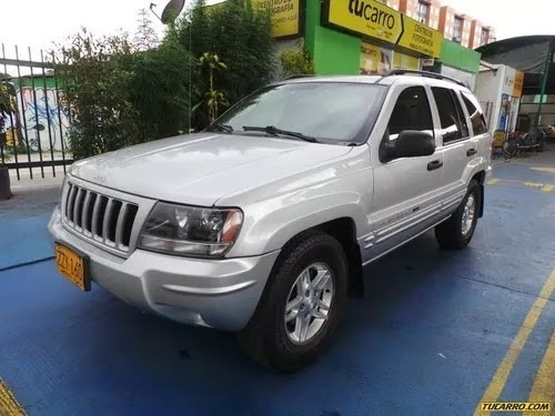 Jeep Grand Cherokee Año 2004