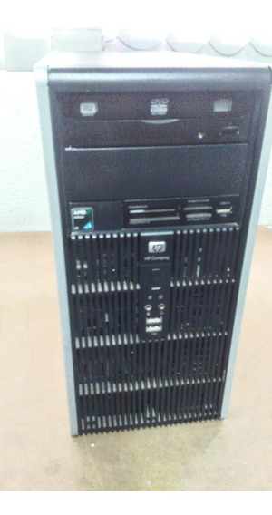 Cpu Hp Compaq Modelo Dc 5850 Microtower - Hd 160 - Usado