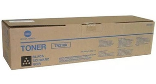Toner Original Konica Minolta Tn 210 Tn210 Negro C250 C252 Mc7450