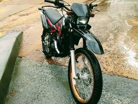 Motocicleta Moto Cross Yamaha Xtz 125 K Ano 2008