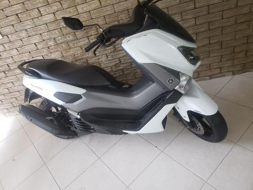 Yamaha Nmax 2019  Branca C/ 23.000 Km Doc 2021 Ok