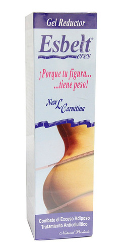 Gel Corporal Natural Freshly Reductor Adelgazante