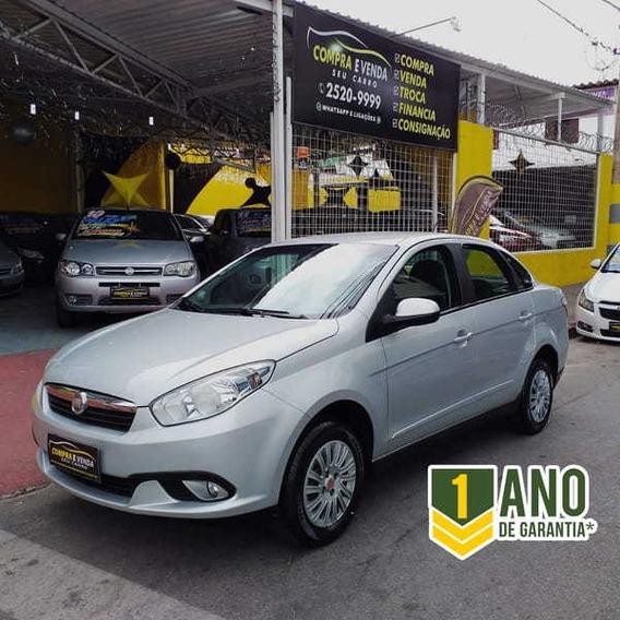 Fiat Grand Siena Attractive 1.4 8v 2013