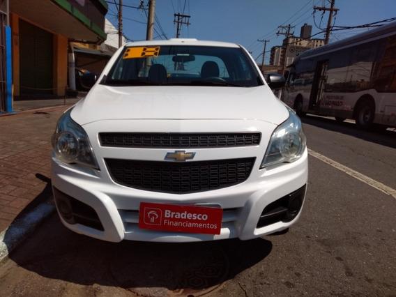 Chevrolet Montana 2018 1.4 Ls Econoflex- Esquina Automoveis