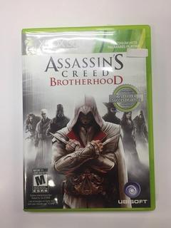 Assassins Creed Brotherhood Para Xbox 360