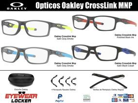 Lentes Armazones Oakley Crosslink Mnp 100% Originales