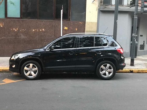 Volkswagen Tiguan 2.0 Tdi Exclusive