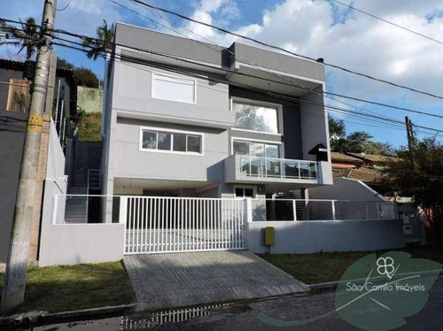Imagem 1 de 24 de Casa Com 3 Dormitórios À Venda, 300 M² Por R$ 1.060.000,00 - Granja Viana - Carapicuíba/sp - Ca0619