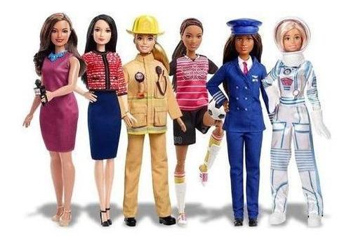 Barbie Profesiones 60 Aniversario