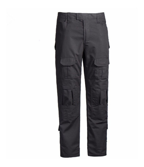 Pantalon Tipo G3 Color Negro Talle M