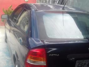 Astra Ano 2000 Azul Metalico Motor Em Otimo Estado.