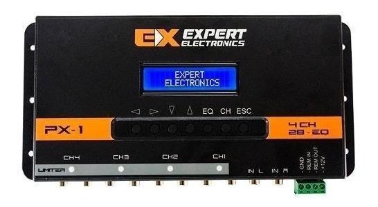 Processador Expert Digital Px-1 4 Canais Px1 Pro