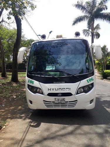 Hyundai Hd-78 De 32 Pasajeros Modelo 2013