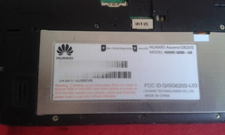 Hawei Ascend G620s