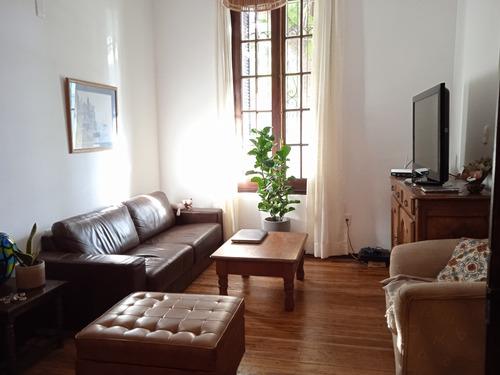 Venta Casa 2 Dormitorios Con Garaje En Buceo