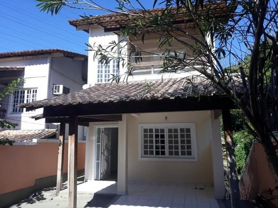 Casa Vazia Em Cond Fechado Em Pendotiba Com 3qts E 2garagens - Ca00002 - 34261718