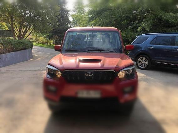 Mahindra Pik Up Modelo 4x2