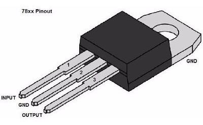 Ci Regulador De Tensão 7812 Lm7812 +12v Arduino Kit 20 Itens