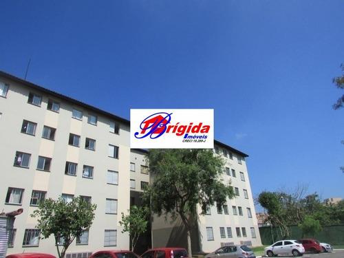 Imagem 1 de 15 de Excelente Apartamento Prox. Km 26 Da Raposo Tavares, Cotia! - Ap51
