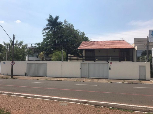 Casa Comercial Em Avenida Com 3 Dormitórios À Venda, 380 M² Por R$ 1.650.000 - Jardim Dos Seixas - São José Do Rio Preto/sp - Ca7181