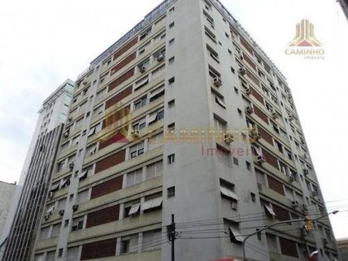 Imagem 1 de 8 de Apartamento Residencial À Venda, Centro, Porto Alegre - Ap1546. - Ap1546