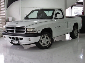 Dodge Dakota 3.9 Sport 2p Branco 1999 Completo