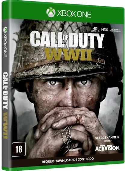 Call Of Duty Ww 2 - Xbox One