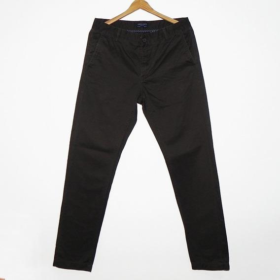 Pantalón Importado Sfera Men El Corte Inglés Marrón #roa