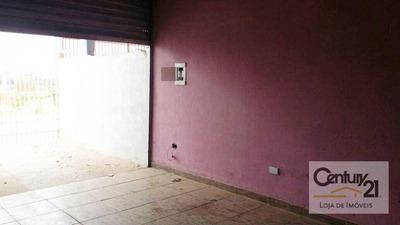 Barracão Comercial Para Locação, Jardim Santa Rosa, Itu - Ba0041. - Ba0041