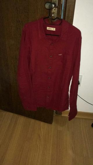 Camisa Social Hollister M - Original