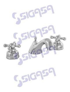 Mezcladora Dica 4253 P/lavabo Llave Separada