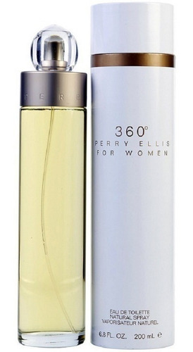 Perfume 360 Grados Perry Ellis Mujer 100 - L a $125