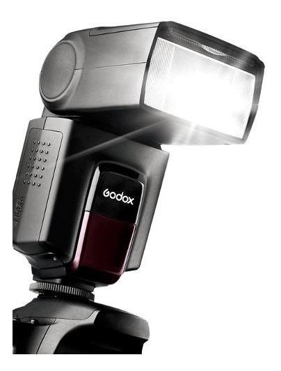 Flash Speedlite Digital Godox Tt560 Ii C/ Rádio Flash