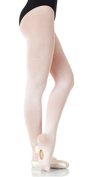Meia Calça Infantil Ballet C/ Abertura Trifil Fio 40 Branco