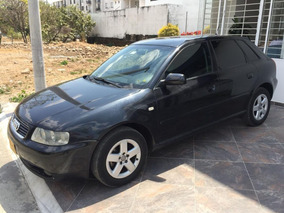 Audi Hb A3 5p Modelo 2006, 1600 C.c. Sillas En Cuero