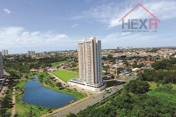 Apartamento Residencial À Venda, Jardim Atlântico, Goiânia. - Ap0078