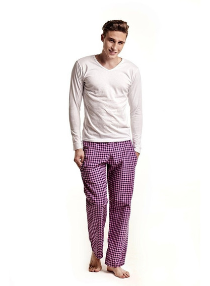 Pantalon Pijama Narciso Borkan Rafael 40% Off