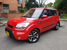 Kia Soul Lx At 1.6cc