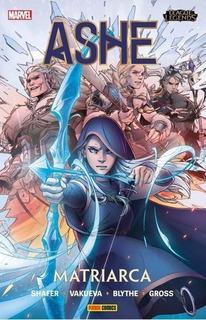 Ashe - Matriarca - League Of Legends - Varios Autores