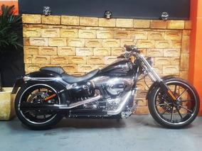 Harley Davidson Softail Breakout 2016