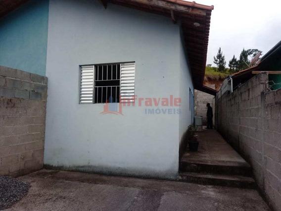 Casa Com 1 Dorm, Chácaras Reunidas Igarapés, Jacareí - R$ 140 Mil, Cod: 9541 - V9541