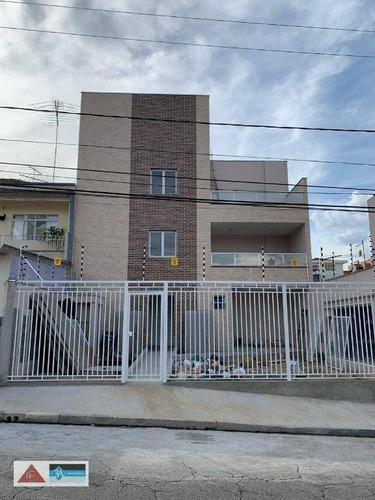 Studio Com 1 Dormitório À Venda, 35 M² Por R$ 210.000,00 - Chácara Mafalda - São Paulo/sp - St0056