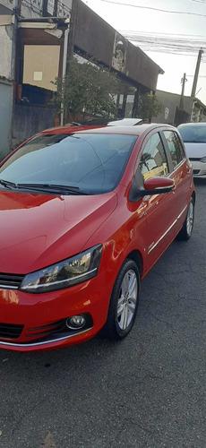 Imagem 1 de 12 de Volkswagen Fox 2016 1.6 16v Msi Highline Total Flex 5p