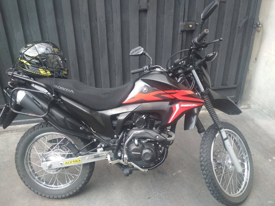 Vendo Honda Xr190l 3500us Negociables