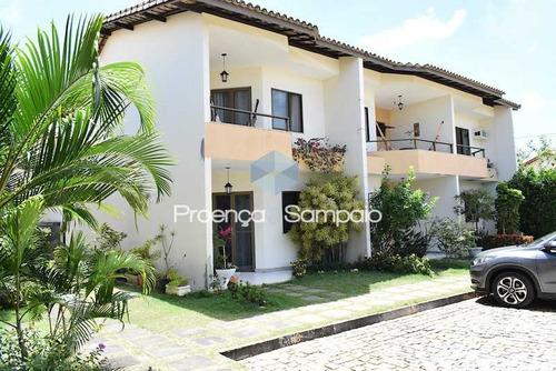 Casa Em Condomínio , Para Aluguel Ou Compra, Miragem, Lauro De Freitas, Bahia. - Pscn30037